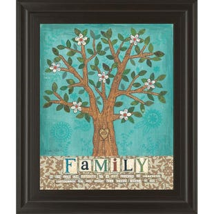 Anne Lapoint Family Tree Wall Art