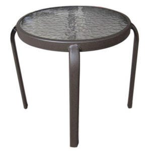 Hollywood II Round Side Table