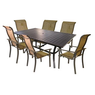 Rugby 7 Piece Patio Dining Set