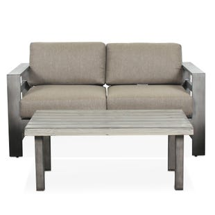 Cortez Sofa and Table