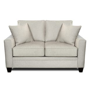 MyDesign Rory Track Arm Linen Loveseat