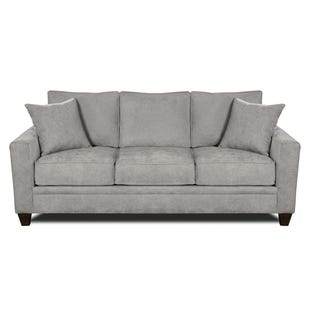 MyDesign Rory Track Arm Light Gray Sofa