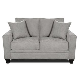MyDesign Rory Track Arm Light Gray Loveseat
