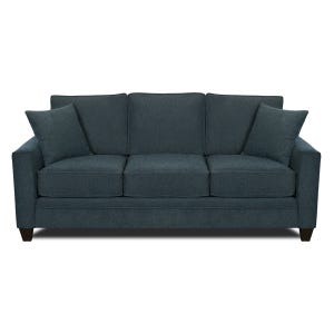 MyDesign Rory Track Arm Cobalt Sofa