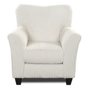 MyDesign Billow Stripe  Accent Chair