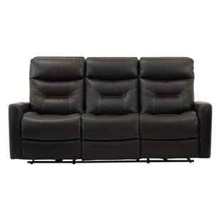 Underwood Faux Leather Power Recling  Sofa