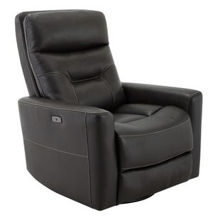 Underwood Faux Leather Power Reclining Recliner