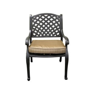 Castle Rock Patio 2 Piece Set Chair & Cushion