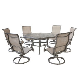 Macon 7 Piece Hexagon Dining Set