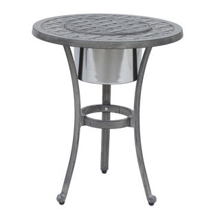 Macon Outdoor Ice Bucket Table