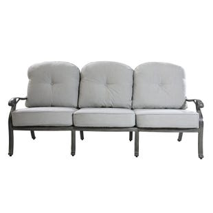 Macon Outdoor Sofa with Cushions