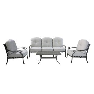 Macon Club Collection Patio Seating Set