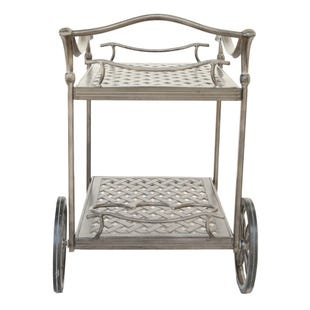 Macon Outdoor Bar Cart