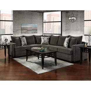 Chevy 2 Piece Sectional