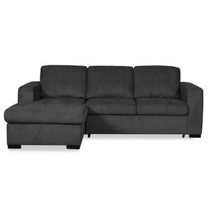Claire Full Sleeper Sofa with Storage Chaise