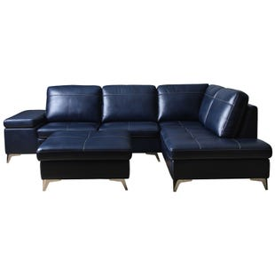 Tanner Indigo Sectional