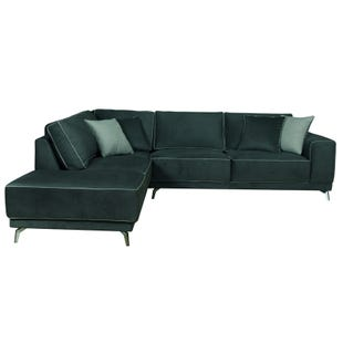 Tweetie Velvet Sectional