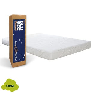 "IRemedy 7"" Memory Foam Firm Mattress"