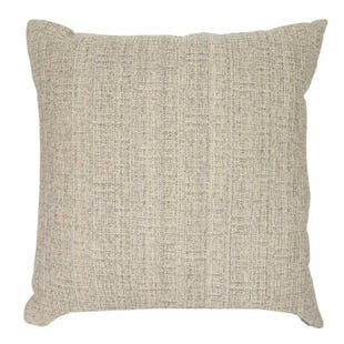 Taupe Linen Indoor/Outdoor Pillow