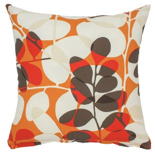 "Floral Indoor/Outdoor 18"" Pillow"