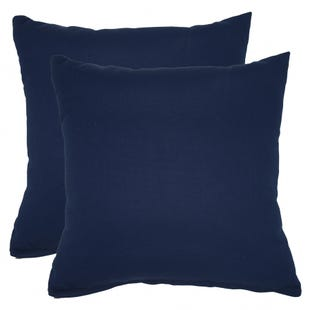 Navy Blue Indoor/Outdoor Pillow