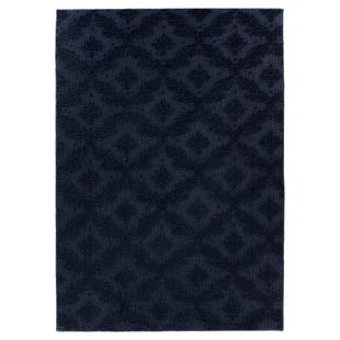 Charleston Indigo 5x7 Indoor/Outdoor Rug