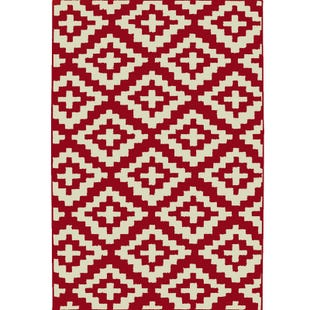 Garland Southwest Chili Red 5x8 Rug