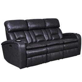 Optimus Power Reclining Sofa With Power Headrest