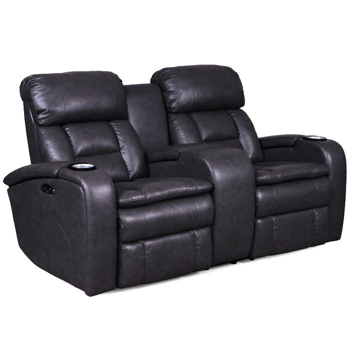 Stupendous Optimus Power Reclining Loveseat With Power Headrest Uwap Interior Chair Design Uwaporg