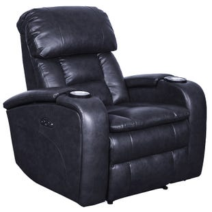 Optimus Power Reclining Recliner with Power Headrest