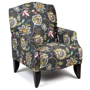Matador Floral Accent Chair