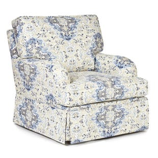Belmont Blue Club Chair