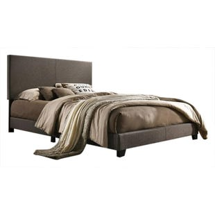 Dreams Gray Queen Bed