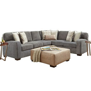 Chandler Chenille Sectional