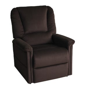 Camden Dark Brown Power Reclining Lift Chair