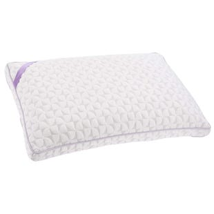Ultra Cool Low Loft Memory Foam Queen Size Pillow