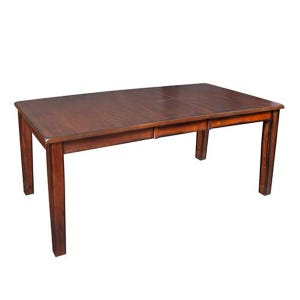 Tuscan Hills Dining Table with Butterfly Leaf