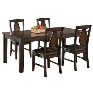 Tuscan Hills Extendable 5 Piece Dining Room Set