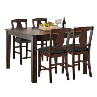 Tuscan Hills Extendable 5 Piece Counter Height Dining Set