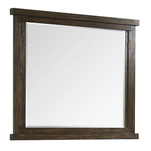 Talley's Crossing Mirror Rustic Hickory