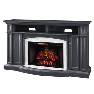 "Norwood Dark Gray 66"" ET Console"