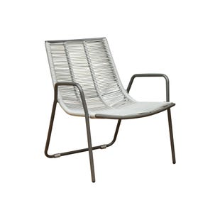 Maren Wicker Patio Chair