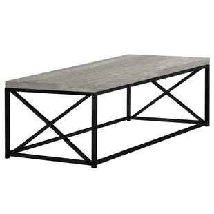 Montreal Gray Reclaimed Coffee Table