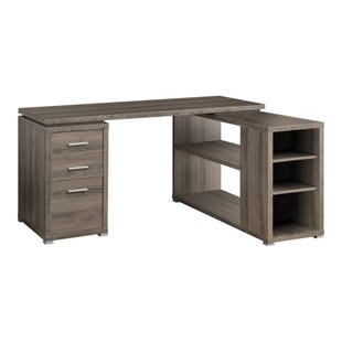 Montreal L-Shaped Desk right or Left