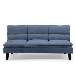 Monterey Blue Convertible Sofa