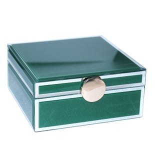 Green Glass Box