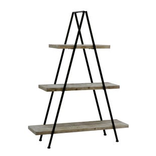 "54"" Pyramid Shelf - 3 Tier"