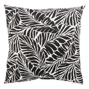 Veranda Caviar Outdoor Throw Pillow