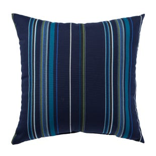 Terrace Salute Outdoor Throw Pillow