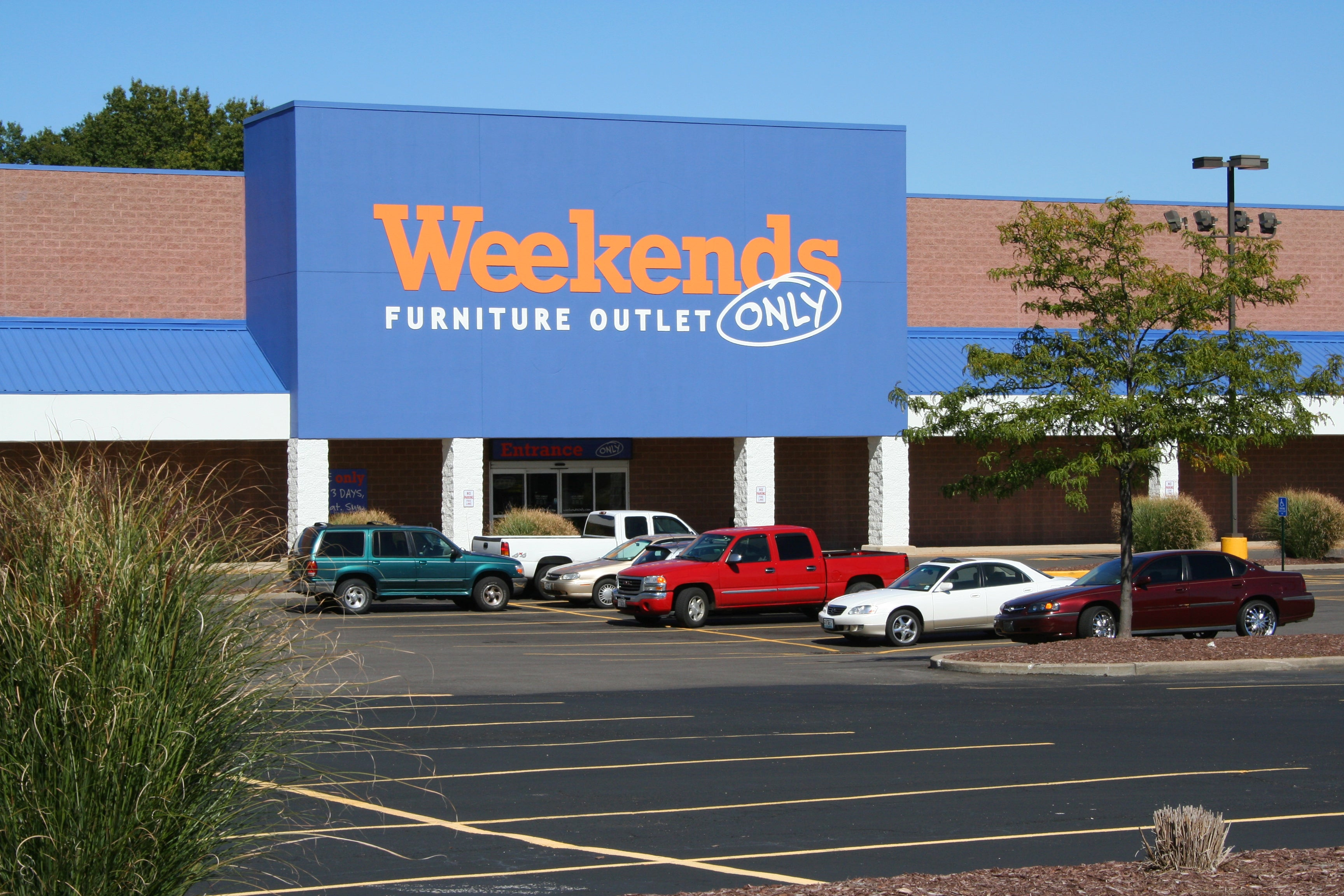 Store Hours Locations Weekends Only Furniture